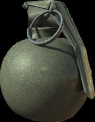 Grenade Free PNG Image Download 8