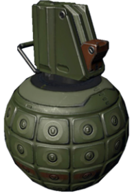 Grenade Free PNG Image Download 9