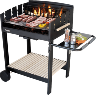 grill fireing png