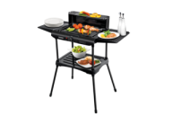 grill food on table png icon