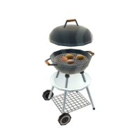 grill old model icon
