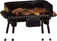 grill with metalic design png