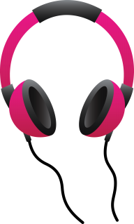 Head Phones PNG Free Image Download 14