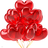 Heart Shape Balloon Png