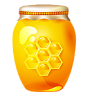 Honey PNG Free Image Download 5