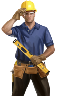 Industrial Worker PNG Free Download 2