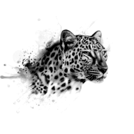 leopard PNG Free Download 28