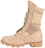 light brown boots png