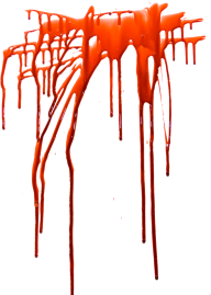 lined flowing blood free png download