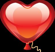 Love Ballon Png