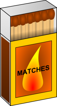 Matches PNG Free Download 7
