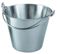 mold silver bucket free png download