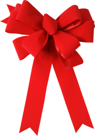 notted red ribbon free png download