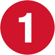 Number 1 PNG Free Download 16