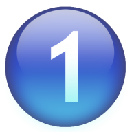 Number 1 PNG Free Download 25