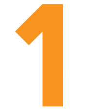 Number 1 PNG Free Download 30