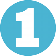 Number 1 PNG Free Download 5