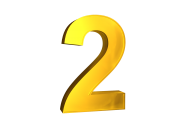 Number 2 PNG Free Download 1