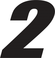 Number 2 PNG Free Download 14