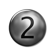 Number 2 PNG Free Download 2