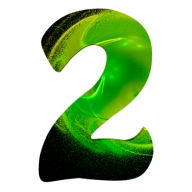 Number 2 PNG Free Download 23