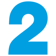 Number 2 PNG Free Download 4