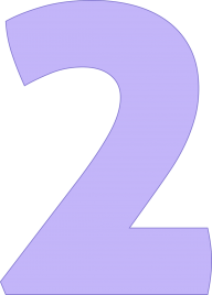 Number 2 PNG Free Download 5
