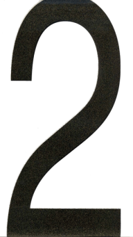 Number 2 PNG Free Download 7