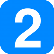 Number 2 PNG Free Download 8