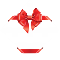on card red ribbon free clipart download