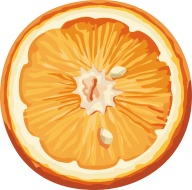 Orange PNG Free Download 3