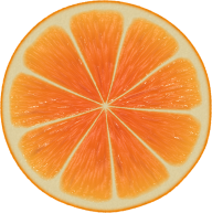 Orange PNG Free Download 4