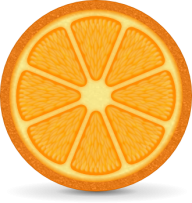 Orange PNG Free Download 7