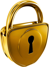 Pad Lock PNG Free Download 2