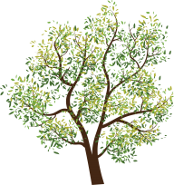 Painting of Tree