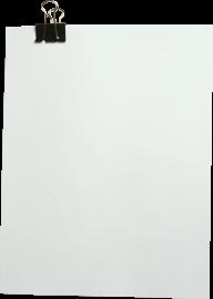 Paper Sheet PNG Free Download 19