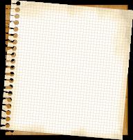 Paper Sheet PNG Free Download 23