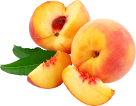 Peach PNG Free Download 25