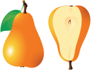Pear PNG Free Download 21