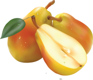 Pear PNG Free Download 8