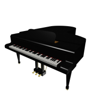Piano PNG Free Download 17