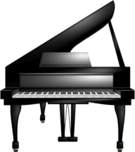 Piano PNG Free Download 19