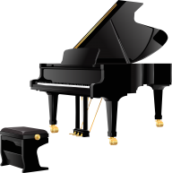 Piano PNG Free Download 27