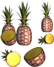 Pineapple PNG Free Download 2