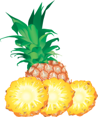 Pineapple PNG Free Download 21