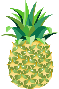Pineapple PNG Free Download 22