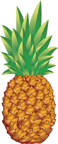 Pineapple PNG Free Download 26