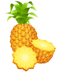 Pineapple PNG Free Download 27