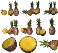 Pineapple PNG Free Download 4