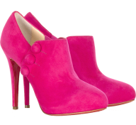 pink pair fancy heelshoe free png download